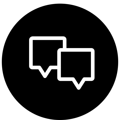 chat, chat online, chatting, conversation, talk, whats app icon