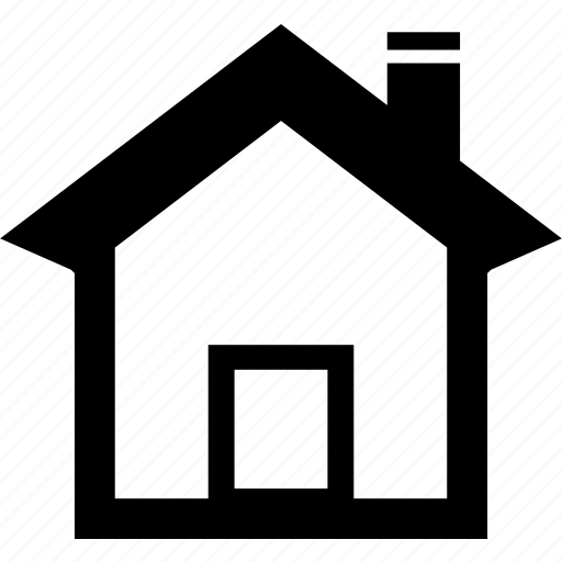 address, building, estate, home, house icon