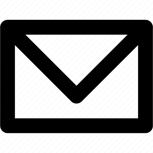 communication, email, envelope, mail, mailing, message, post icon