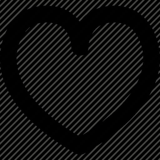 date, heart, love, romantic, valentine's day icon