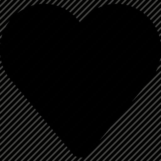 heart, like, love, romance, romantic, valentine icon