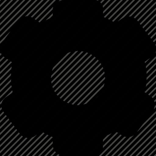 cog, cogwheel, gear, options, preferences, settings icon