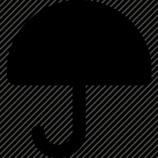 rain, raining, rainy, umbrella, weather icon