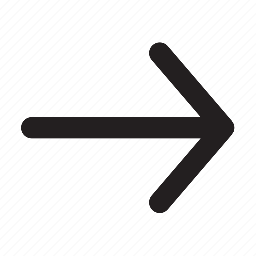 arrow, basic, essential, interface, right, ui icon