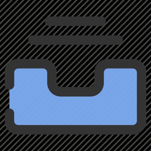 document, essential, file, folder, paper icon