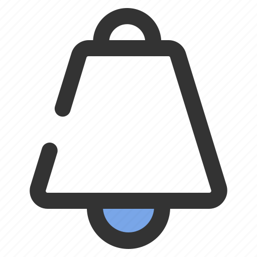 alarm, bell, clock, essential, notification icon