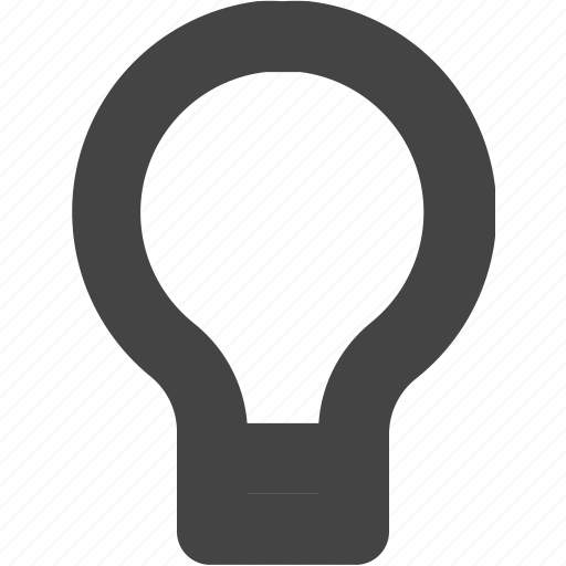 creative, idea, lightbulb icon