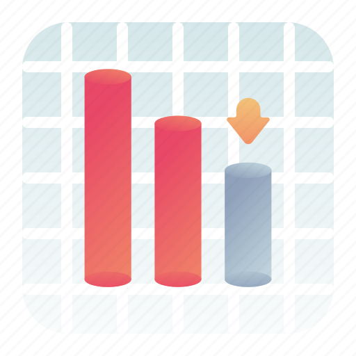 Analytics, arrow, chart, eclipse, graph, statistics icon - Download on Iconfinder