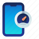 dashboard, mobile, phone, smartphone icon