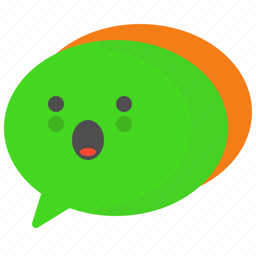 bubble, chat, discussion, friend, message icon