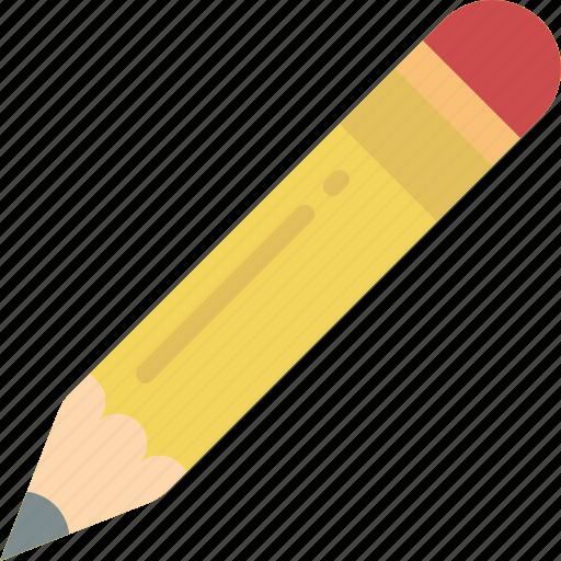 draw, essentials, pencil icon