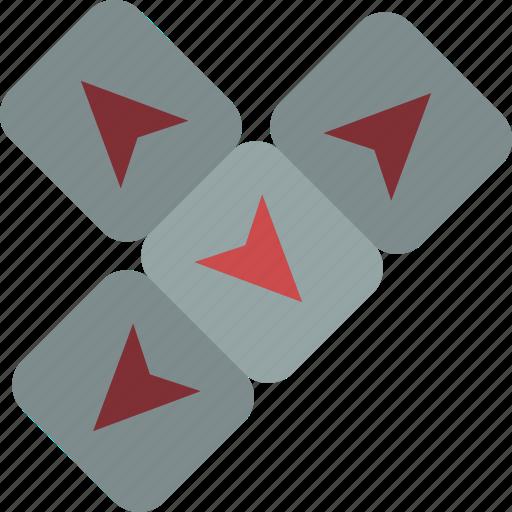 arrows, dirrection, gamer, keyboard, keys icon