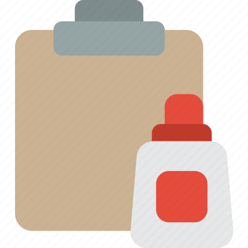 clipboard, essential, paste icon
