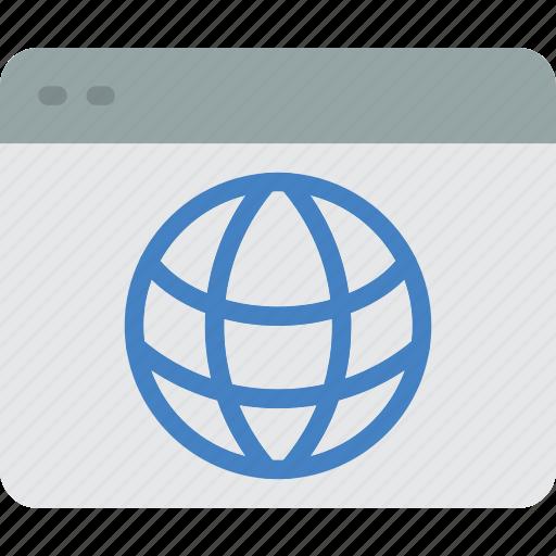 essentials, internet, net, page, web icon