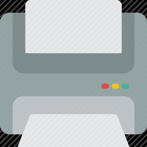 essential, print, printer icon