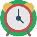 alarm, clock, essentials icon