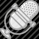audio, communication, essentials, mic, microphone, sound