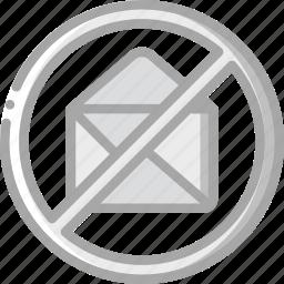 essential, internet, mail, net, spam icon