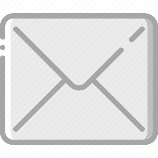 email, envelope, essential, mail icon