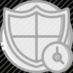 anti, essential, scan, shield, virus icon