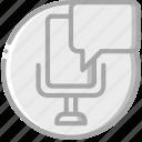 conversation, convo, essential, mic icon