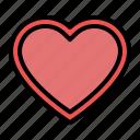 essentials, love, heart, valentine, romance, wedding