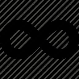 endless, infinite loop, infinity, infinity loop, loop icon
