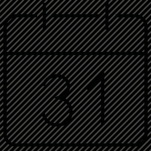 Agenda, calendar, date, month, schedule, time icon - Download on Iconfinder