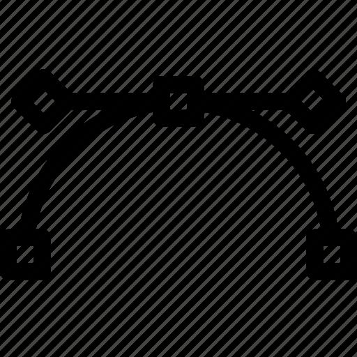 design, lines, shape, tool icon