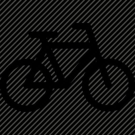 bike, bycicle, dutch, vehicle icon