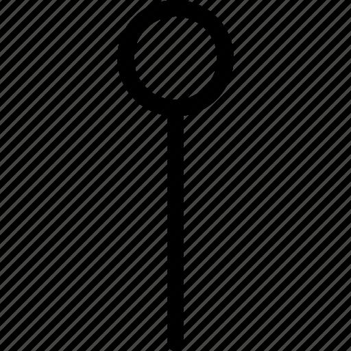 destination, location, pin, place icon