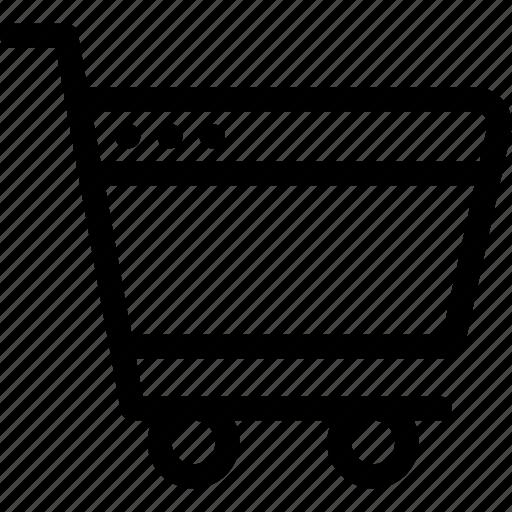 card, e-commerce, shopping, webshop icon