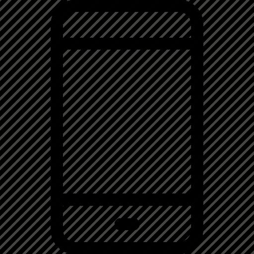 device, iphone, phone, smartphone icon