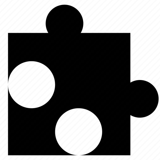 jigsaw, piece, puzzle icon