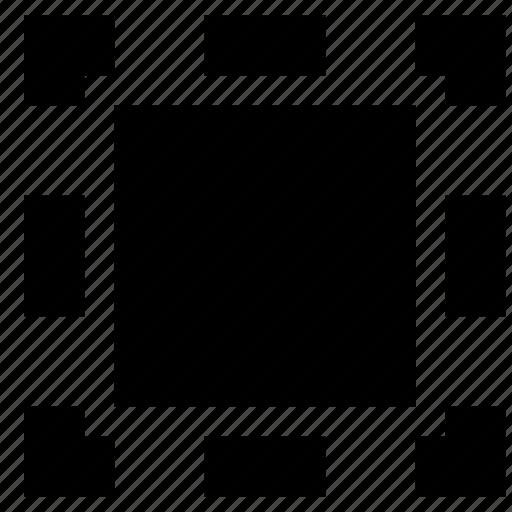 screenshot, view, zoom icon