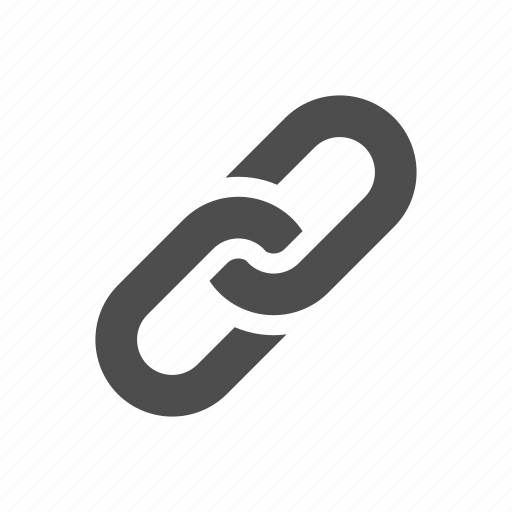 chain, connection, hyperlink, link, share, url, web icon