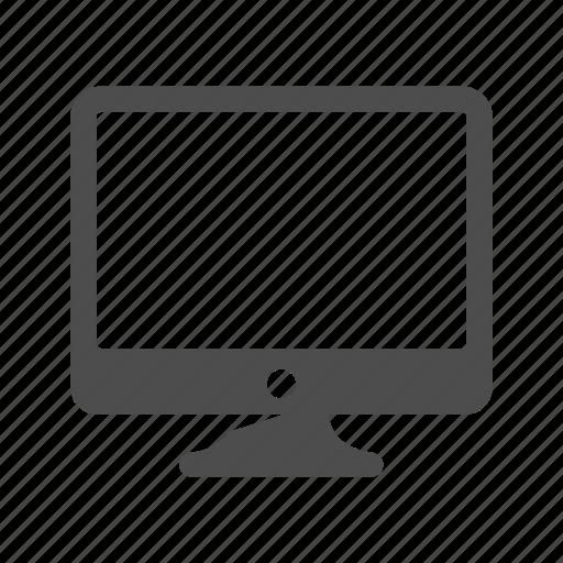 computer, device, imac, monitor, pc, screen icon