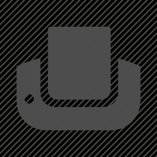 documents, paper, print, printer, scanner icon