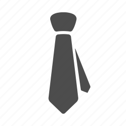 business, fashion, man, suit, tie icon