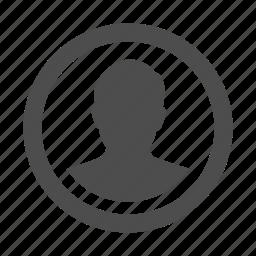 account, avatar, boy, man, person, profile, user icon