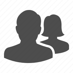 avatars, couple, group, people, social, team, users icon