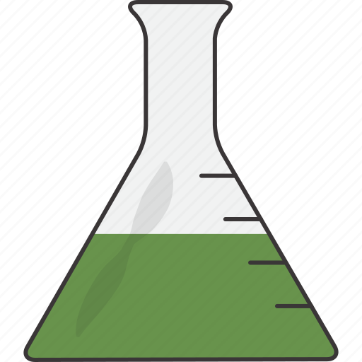flask, lab, science icon
