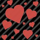 heart, hearts, love