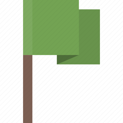 alert, flag, green, location icon