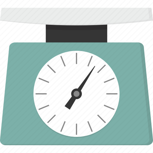 food, food scale, kitchen, kitchen scale, scale icon