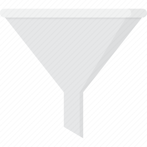 filter, funnel icon