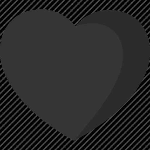favorite, heart, like icon
