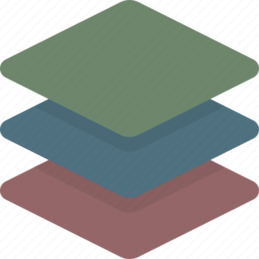 layer, layers, tool icon