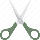 scissor, tool, cut, scissors icon