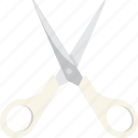 cut, scissor, scissors, tool icon